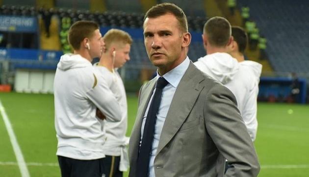 Луческу и Шевченко назвали стартовые составы на футбольный матч Турция - Украина