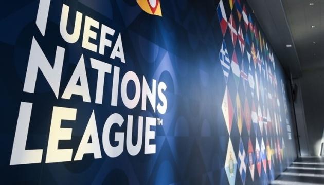 УЄФА представив розклад другого сезону Ліги націй