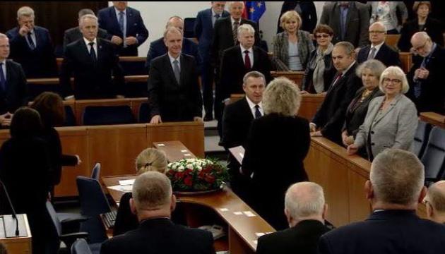 Сенат Польши принял резолюцию в память о жертвах Голодомора в Украине