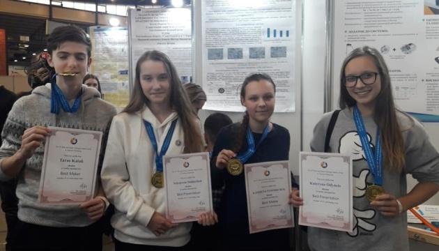 Українські школярі перемогли на технологічному конкурсі в Китаї