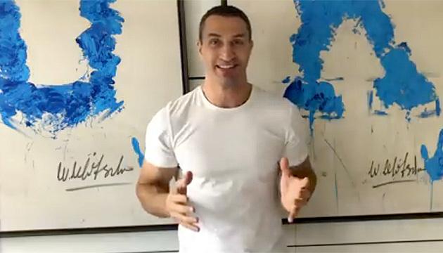 Володимир Кличко виступив на підтримку боксу як олімпійського виду спорту