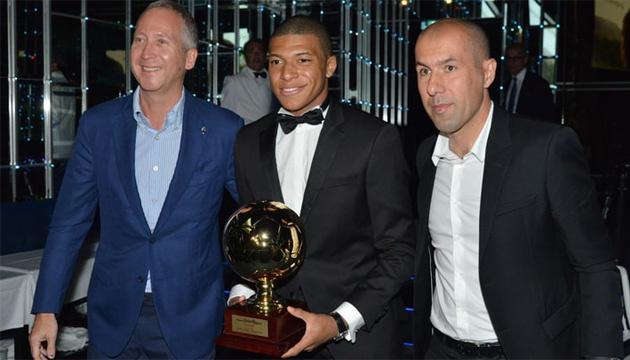 Украинские футболисты не попали в топ-5 претендентов на награду Golden Boy-2018