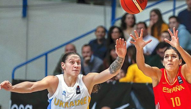 Украинка Алина Ягупова стала лучшей в квалификации Евробаскета-2019