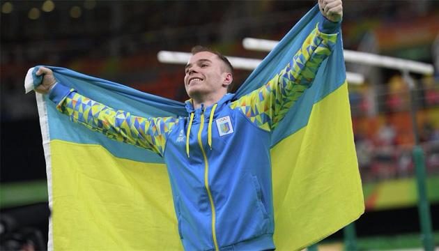 Верняев назвал имена гимнастов, с которыми будет бороться за командную медаль Игр-2020