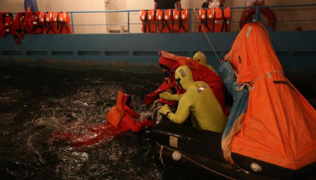 В Измаиле заработал учебный центр морской охраны