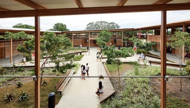 Лучшим зданием в мире назвали бразильскую школу-интернат