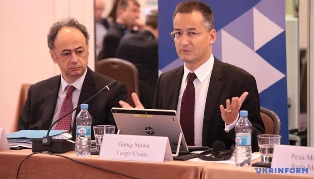 Presidente de CEPEJ: Ucrania demuestra un nivel de transparencia sin precedentes en la reforma judicial