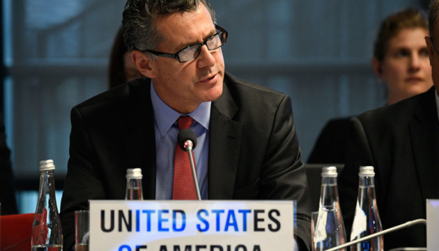 U.S. at OSCE: Russia should disband so-called 'people's republics' in Donbas