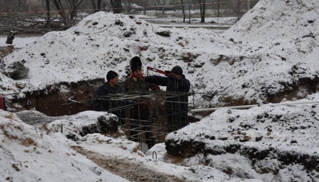 У Сєверодонецьку почали будівництво котельні на пелетах