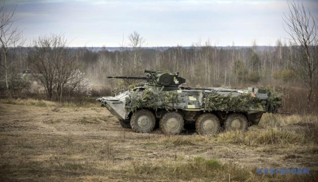 ООС: окупанти застосували міномети, поранені двоє українських військових