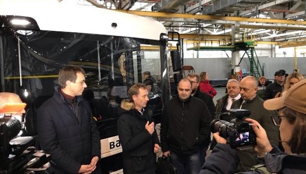 Датчан устраивает украинский электрогрузовик - планируют расширить сотрудничество