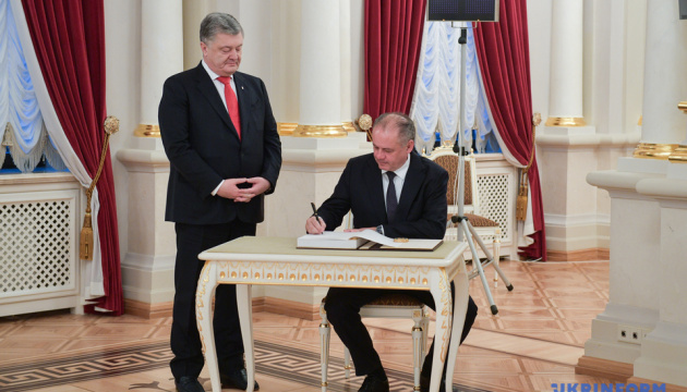 Словакия дает Украине гуманитарную помощь еще на €125 тысяч