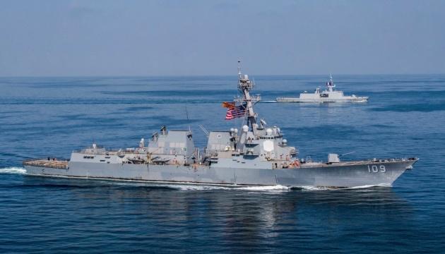 США відправляють військовий корабель у Чорне море