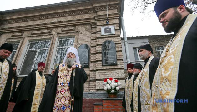 В Запорожье почтили память младенцев, погибших во время Голодомора