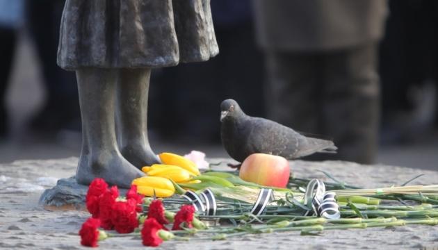 День пам'яті жертв Голодомору у Києві: план заходів