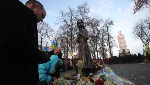 L'anniversaire du Holodomor : Des reportages dans différentes villes ukrainiennes
