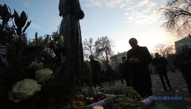У Меморіалі жертв Голодомору представили проект другої черги музею