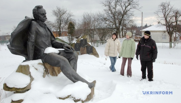 Львівщина пропонує туристам мандрівку рідними містами й селами видатних українців