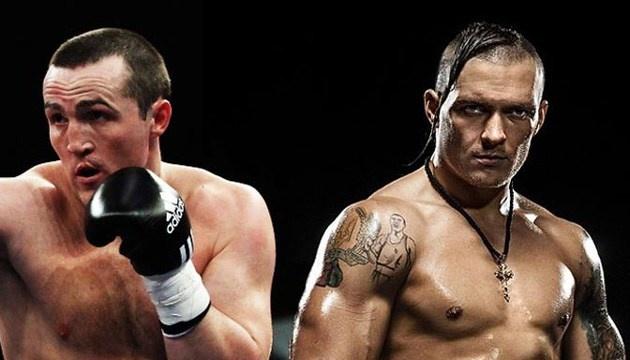 Усик должен провести бой с россиянином Лебедевым - WBA