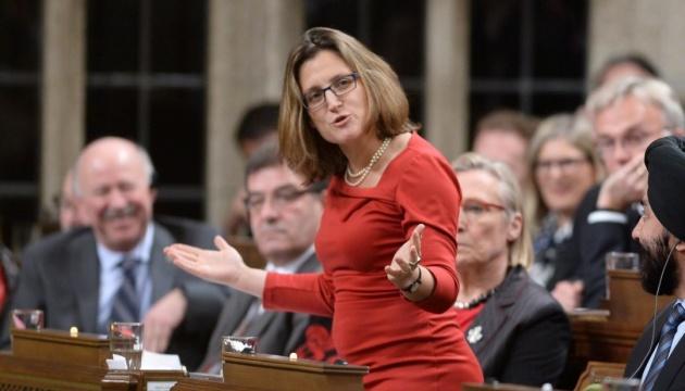 Канада выступила инициатором заявления G7 об агрессии России в Керченском проливе