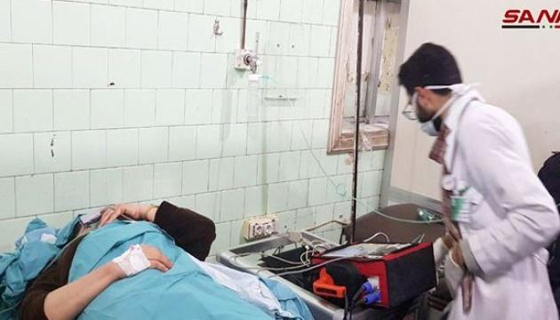 У Сирії заявляють про хімічну атаку в Алеппо - більше сотні постраждалих