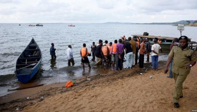 Затонуле судо в Уганді: підтверджено 29 жертв
