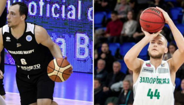 Баскетбол: Бояркин и Мироненко вызваны в сборную Украины