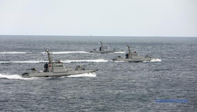 Avakov publishes video of Russia's provocation in Azov Sea