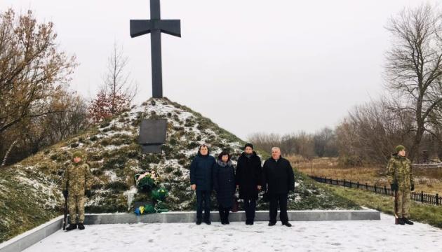 На Житомирщині перепоховали воїнів УНР, які загинули 97 років тому