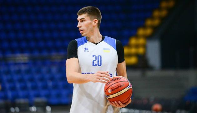 Баскетбол: збірна України провела перше тренування перед грою зі словенцями
