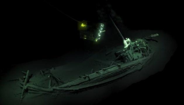 Найдавніший у світі затонулий грецький корабель покажуть у Миколаєві
