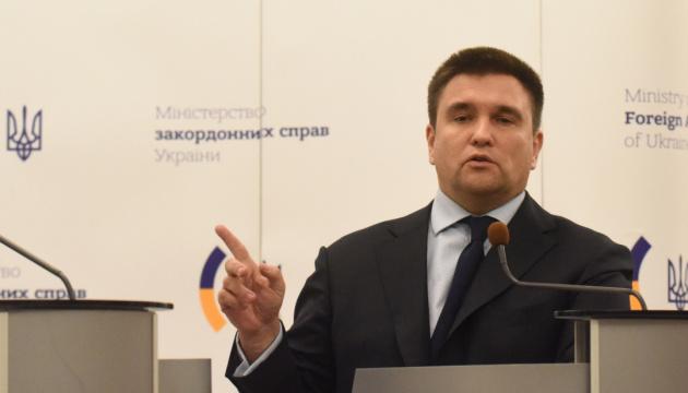 Nahost-Konferenz: Klimkin wird über Cybersicherheit sprechen