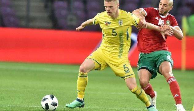 Футбол: 2018 року збірна України уникла попереджень лише у виїзній грі з чехами