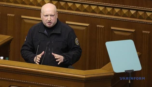 На час воєнного стану конституційні права можуть бути обмежені - Турчинов