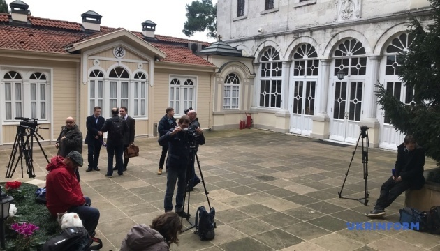 Сегодня в Стамбуле начнется Синод, на котором обсудят текст Томоса для Украины