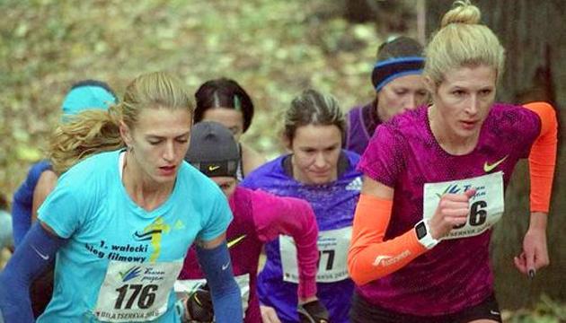 Українська бігунка Михайлова виборола