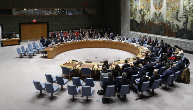 Засідання РБ ООН: План Кремля пограти в