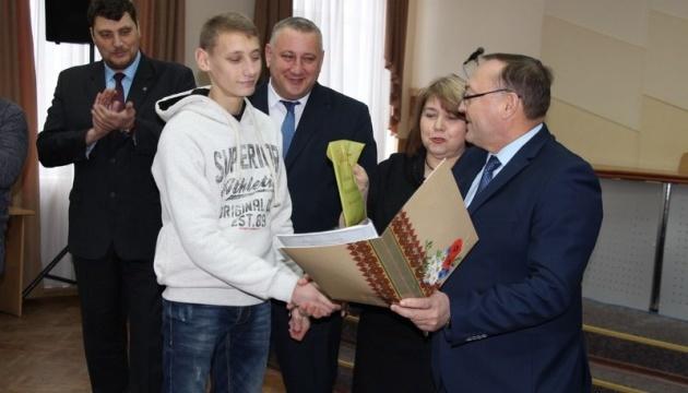 На Вінниччині двоє дітей-сиріт отримали житло за кошти субвенції з держбюджету