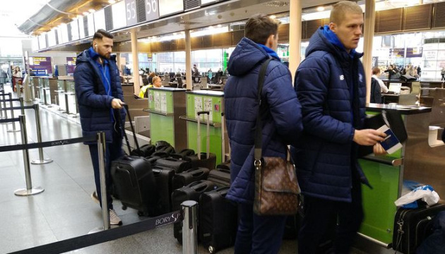 «Динамо» полетіло на матч з «Астаною» без Буяльського, Бесєдіна, Супряги і Піварича