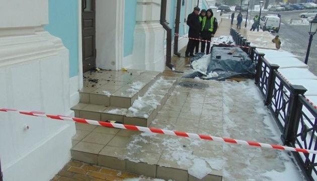 Полиция задержала мужчину, пытавшегося поджечь Андреевскую церковь