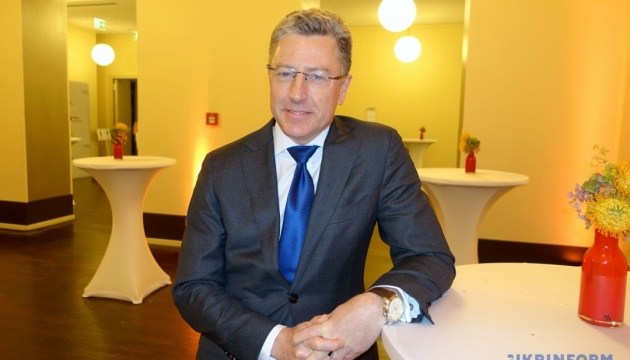 Volker presents website about Russia's aggression in Ukraine
