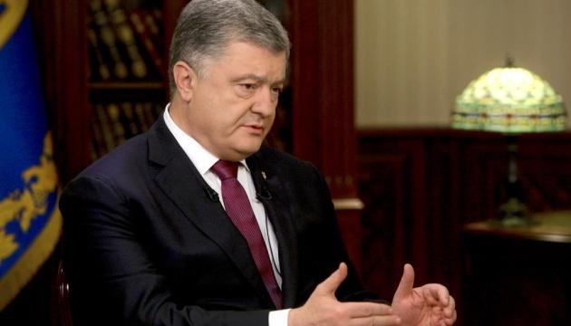 Президент: У разі агресії РФ мені буде достатньо хвилини