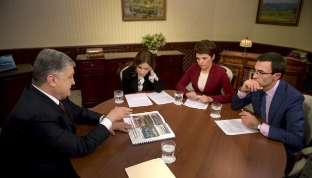 Президент пояснив, чому скоротив термін дії воєнного стану до 30 днів