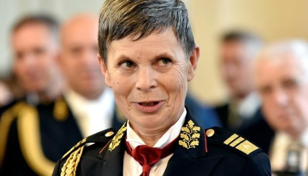 Словенія вперше призначила жінку керівником Генштабу