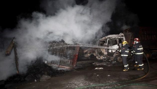 У Китаї поряд з хімзаводом стався вибух, 22 загиблих