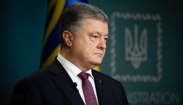 """Poroshenko: """"No confíe en Putin. Actos concretos contra la agresión rusa"""". Entrevista para Сorriere della Serra"""