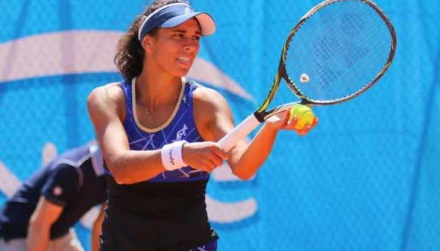 Теніс: українка Страхова побореться за місце у півфіналі турніру ITF в Індії