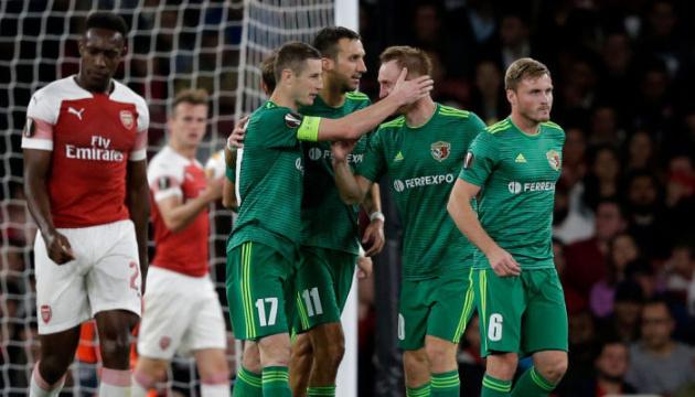 «Ворскла» і «Арсенал» їдуть до Києва на матч Ліги Європи