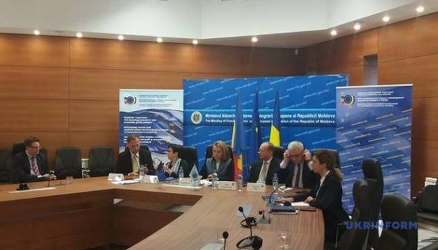 Украина высоко оценивает вклад миссии EUBAM в усиление пограничных служб