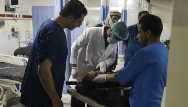 В Афганистане талибы атаковали военную базу, 10 погибших